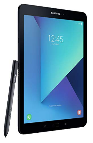 Samsung Galaxy Tab S3 9.7' 32GB - Black (Verizon Wireless) SMT827VZKA (Renewed)