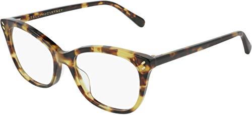 Stella McCartney occhiali da vista modello SC0155O colore avana