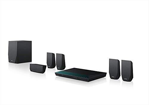 Sony BDV-E2100 5.1 Blu-ray Heimkinosystem (1000 Watt, 3D, W-LAN, Smart TV, Bluetooth, NFC) schwarz