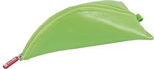 Brunnen 104910852 Schlamper-Etui (Colour Code, 19 x 10 cm) grün / kiwi