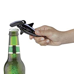 a shark bottle opener cant be beaten as a gifts for scuba divers go