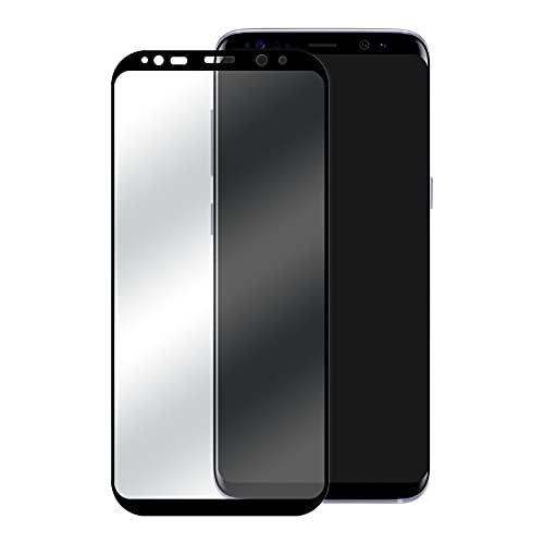 Head Case Designs Protector de Pantalla de Cristal Templado Compatible con Samsung Galaxy S8+ / S8 Plus