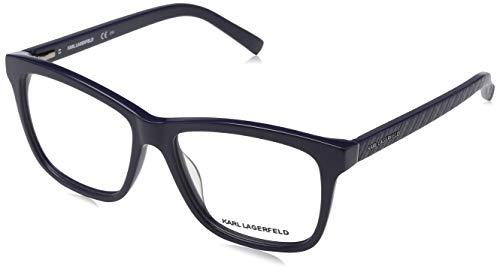Karl Lagerfeld Brillengestelle KL8890775415140 Rechteckig Brillengestelle 54, Blau