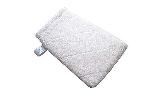 Helome Fleckenentferner-Handschuh für Teppich, Auto, Polster uvm – Reinigungshandschuh für hartnäckigen Schmutz – Fleck-Weg-Handschuh entfernt Flecken wie Rotwein, Ketchup, Farbe, Fett, Kaffee etc