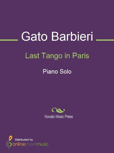 Last Tango in Paris (English Edition)