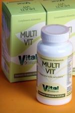 Vital ballance Multivit 60Cap. 0.1 100 g