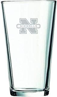 Nicholls State University -16 oz. Pint Glass