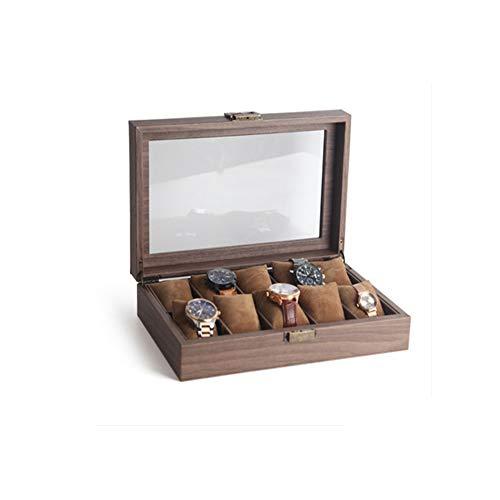 N / A Caja de Reloj Retro clásica, Caja de Reloj de...