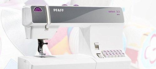 PFAFF 7393033085759 - Máquina de Coser Select 3.2