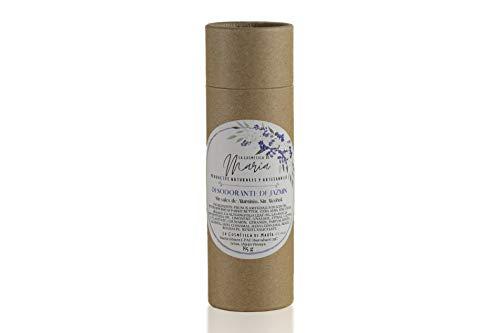 Desodorante natural y sólido de jazmín