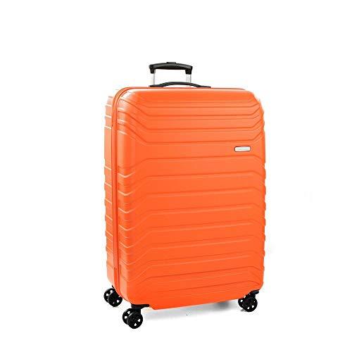 Roncato Fusion Valigia, 77 cm, 70 liters, Arancione (Naranja)