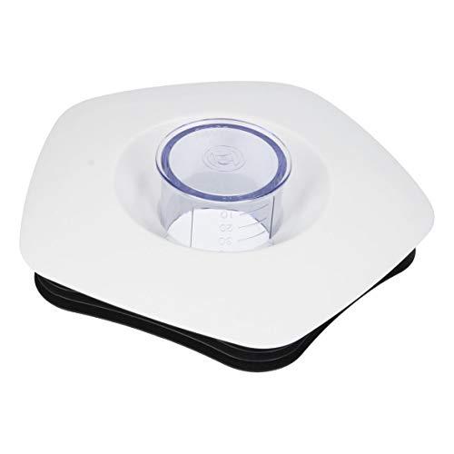 Bosch 12009102 ORIGINAL Deckel Deckelring Abdeckung Mixbecherdeckel Mixbecherdeckel Mixerabdeckung Mixerdeckel Deckeleinsatz Blender Standmixer passen uA für SilentMixx