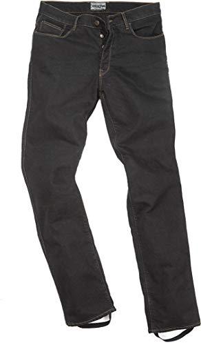 Helstons Motorrad Jeans Motorradhose Motorradjeans Corden Jeanshose schwarz 34, Herren, Chopper/Cruiser, Ganzjährig, Textil