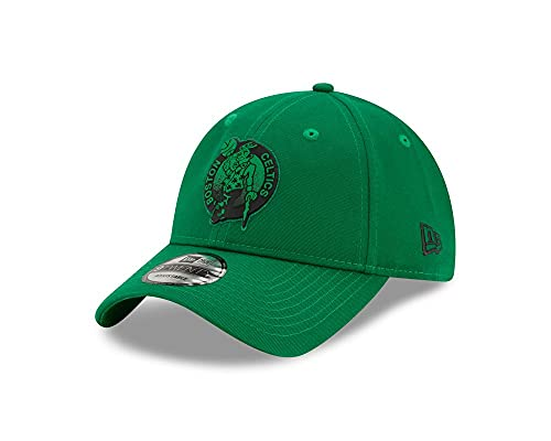 New Era NBA BOSTON CELTICS Back Half 2021 Game 9TWENTY Cap