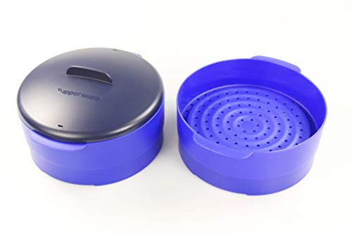 Tupperware Inserto de cocción Steam It Blue vaporizador 36644