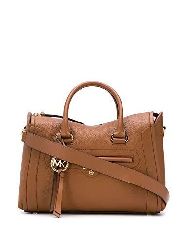 Luxury Fashion | Michael Kors Dames 30S0GCCS2L230 Bruin Leer Handtassen | Lente-zomer 20