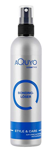Style & Care Bondinglöser, Bonding Lösungsmittel zum entfernen von Bondings und Extensions (200ml) | Spray Löser von Haar Tapes und Haarverlängerungen, Hair Bonding & Tape Remover
