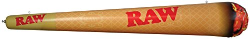 RAW Natural Rolling Papers - Hanging Inflatable Cone Joint
