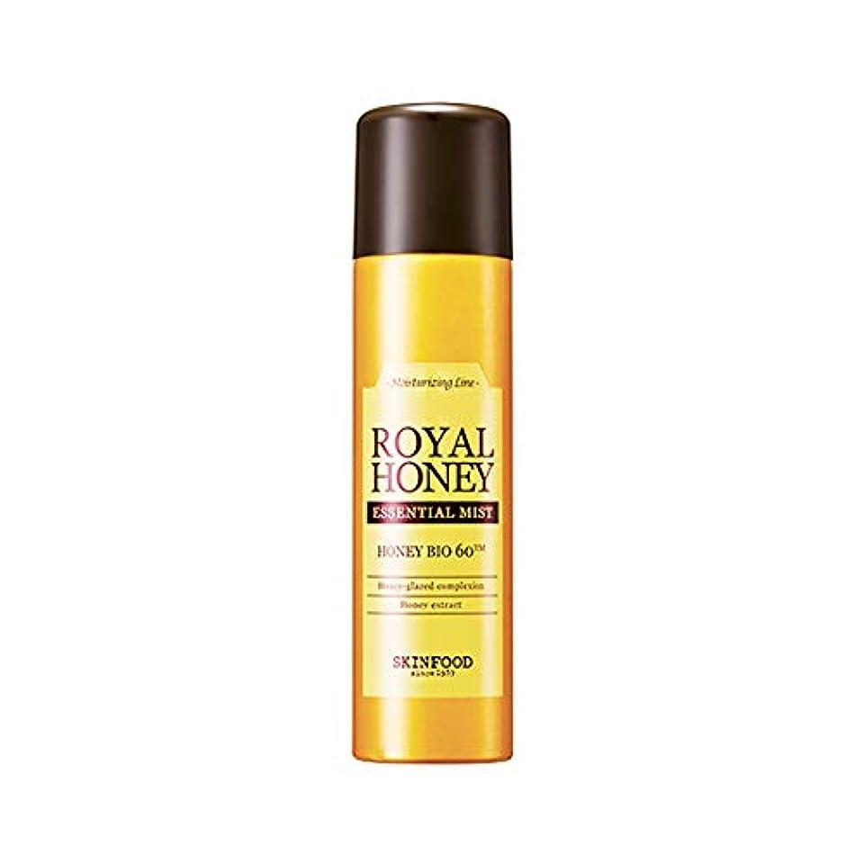 構成不十分しばしばSkinfood ロイヤルハニーエッセンシャルミスト/Royal Honey Essential Mist 120ml [並行輸入品]
