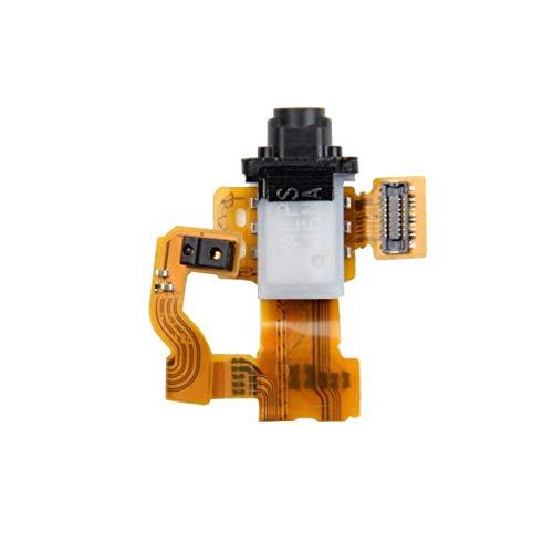 MDYH HDZ Aydd Auricular Jack Flex Cable para Sony Xperia Z3 Compact / D5803 / D5833