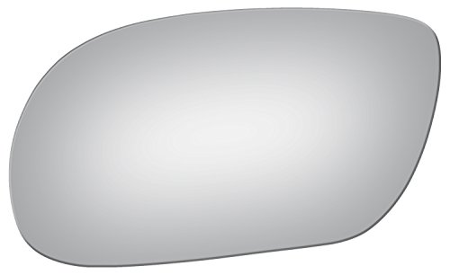 Burco 2755 Flat Driver Side Power Replacement Mirror Glass for 98-05 Buick Park Avenue (1998, 1999, 2000, 2001, 2002, 2003, 2004, 2005)