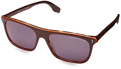 Marc Jacobs Marc 393/S T4 Gafas, BROWN/GY GRIGIO, 56 Adultos Unisex
