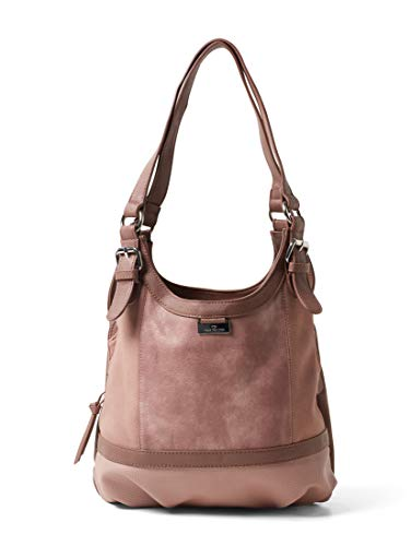 TOM TAILOR Damen Taschen & Geldbörsen Shopper Juna rose,OneSize