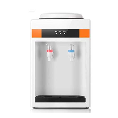 SBSNH Dispensador de Agua eléctrica de Escritorio Potable Caliente de la Fuente fría del refrigerador de Agua Caliente del Calentador del Ministerio del Interior Hostel Café Tea Bar Ayudante