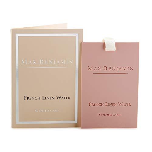 Max Benjamin Max Benjamin French Linen Water Duftkarte