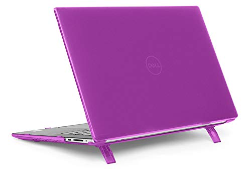 mCover Hard Shell CASE for New 2020 15.6' Dell XPS 15 9500 / Precision 5550 Series Laptop Computer (Purple)