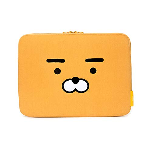 Cute Animal Bags 11.6 13.3 15.4 inch Laptop Bag Notebook Sleeve Case for Laptop 11 12 13 14 15 15.6 inch Laptop Sleeve Bag-Yellow_13-inch