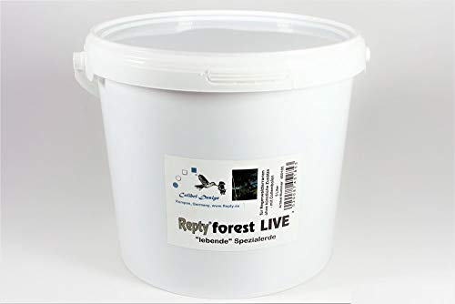 terra2go Repty Forest LIVE 5 Liter