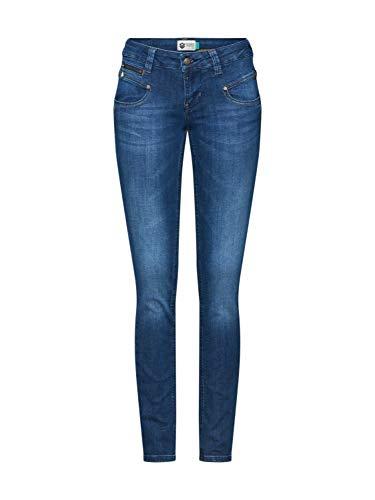 Freeman T. Porter Damen Jeans Alexa blau 26