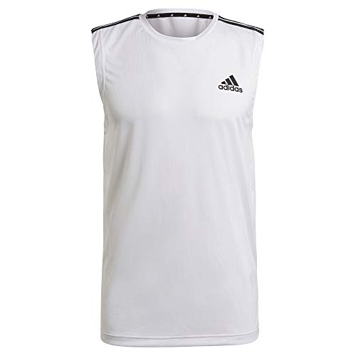 adidas Camiseta sin Mangas Marca Modelo M 3S TK