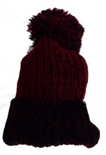 Générique 1 Bonnet Mixte Homme, Femme, Adolescent, Taille Unique. Rouge ou Bleu aux Choix.