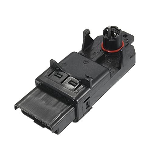 HSMIN Módulo del Motor del Regulador De La Ventana del Automóvil para Temic para Renault Megane 2 Grand Scenic 2 Scenic Grand Clio 3 Espace 4 440726 440788 440746 (Color Name : Black)
