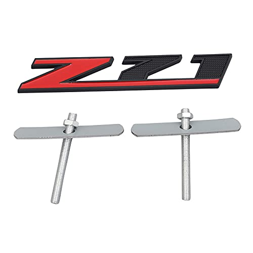Emblema del capó Delantero del Coche 3D Metal Z71 Pegatinas Coche Rejilla Delantero Tronco Emblema...