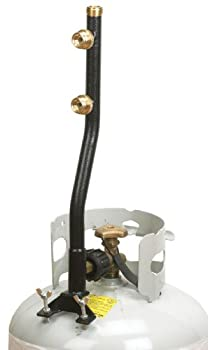Stansport 3 Outlet Propane Distribution Post