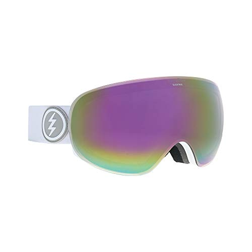 Gafas Snow Electric 2019 EG3.5 Matte Blanco-Brose-Rosado Chrome