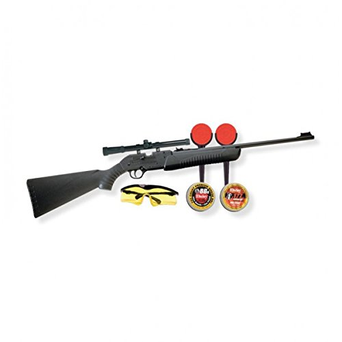 Mejor Benjamin 392S .22 Bolt Action Variable Pump Air Rifle, Black crítica 2020