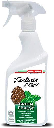 TASOTTI AMBIENTADOR MAFRA Spray Fantasie DE ELISIR Bosque Verde 500 ML