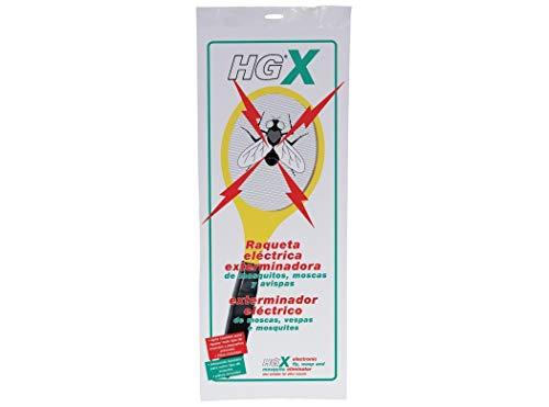 Hg - Raqueta Exterminad.Insectos Electr.
