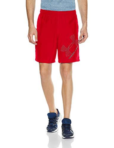 Under Armour Ua 8 Graphic Woven Pantalon Short court Homme Rouge LG