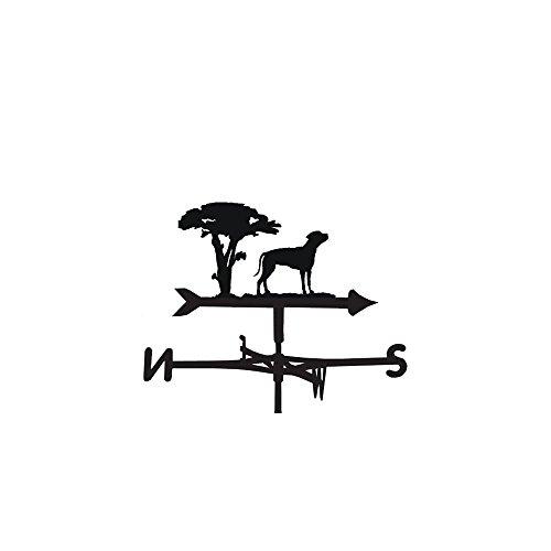 weathervane in rhodesian ridgeback design
