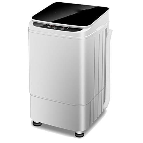 Lavadoras automática doméstica portátil compacta de un Solo Tubo, función de sincronización de la Correa de separación de elución -240W-4.5kg