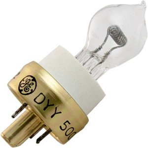 EGH / DYY Bulb - 500W 120V G6 Halogen