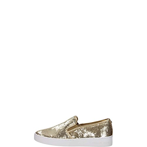 Michael Kors 43S6KTFP2D Slip On Frau Gold 38