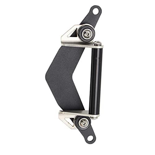 ZHANGWW ZWF Store Teléfono móvil GPS Soporte de navegación Soporte de Soporte Delantero Metal Ajuste Compatible con Kawasaki Durable Premium Compact