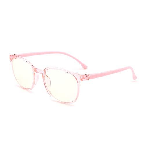 Tofox Kinder BrilleAnti Blaulicht entspiegelten Brille Reduzieren Auge Belastung Mädchen Jungen (Alter5-12 Jahre)
