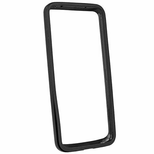 LG G2 CCH-240.AGEU Bumper Schutz Dämpfung Smartphone Handy Telefon schwarz